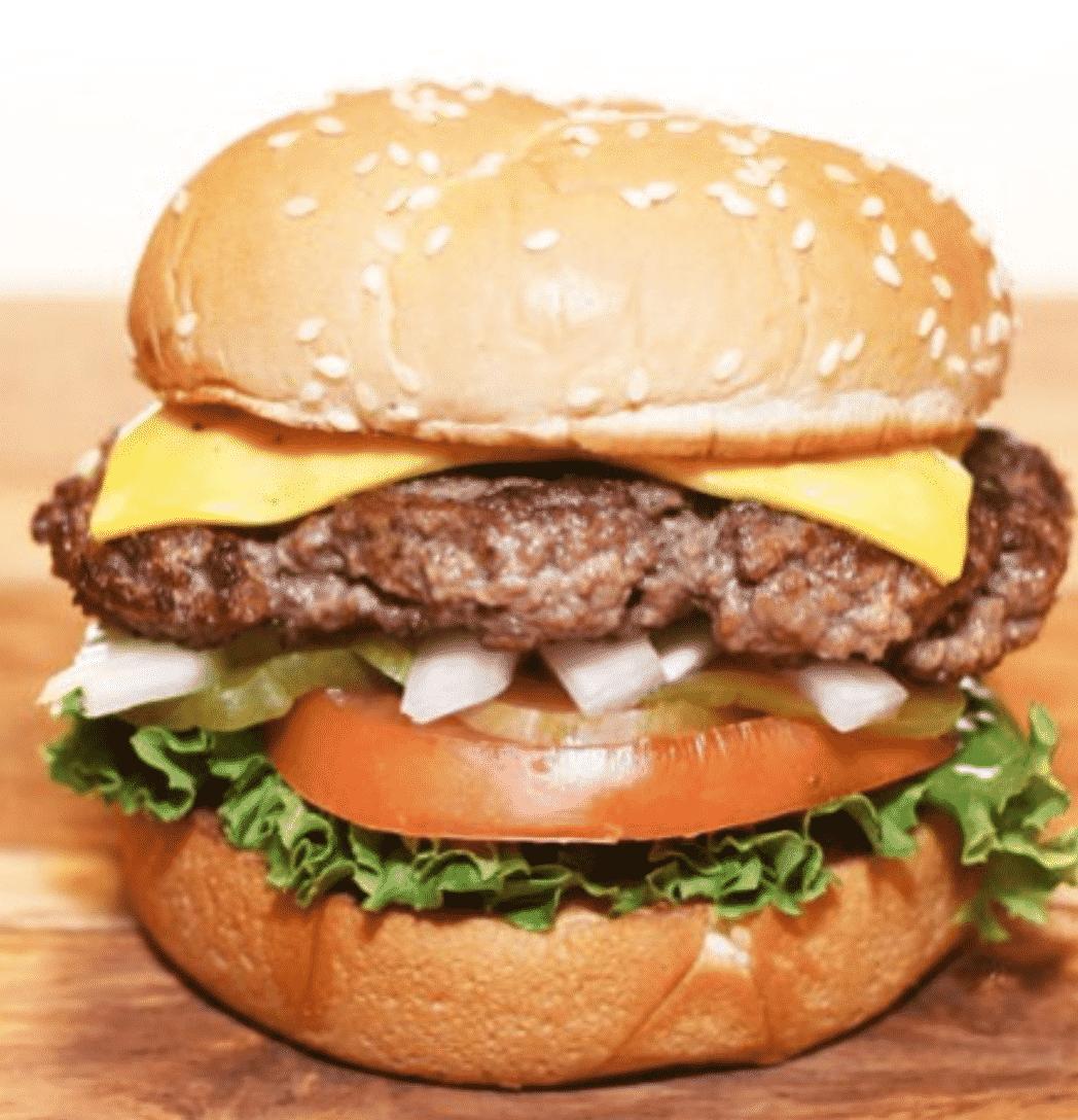 US Cafe Hamburger