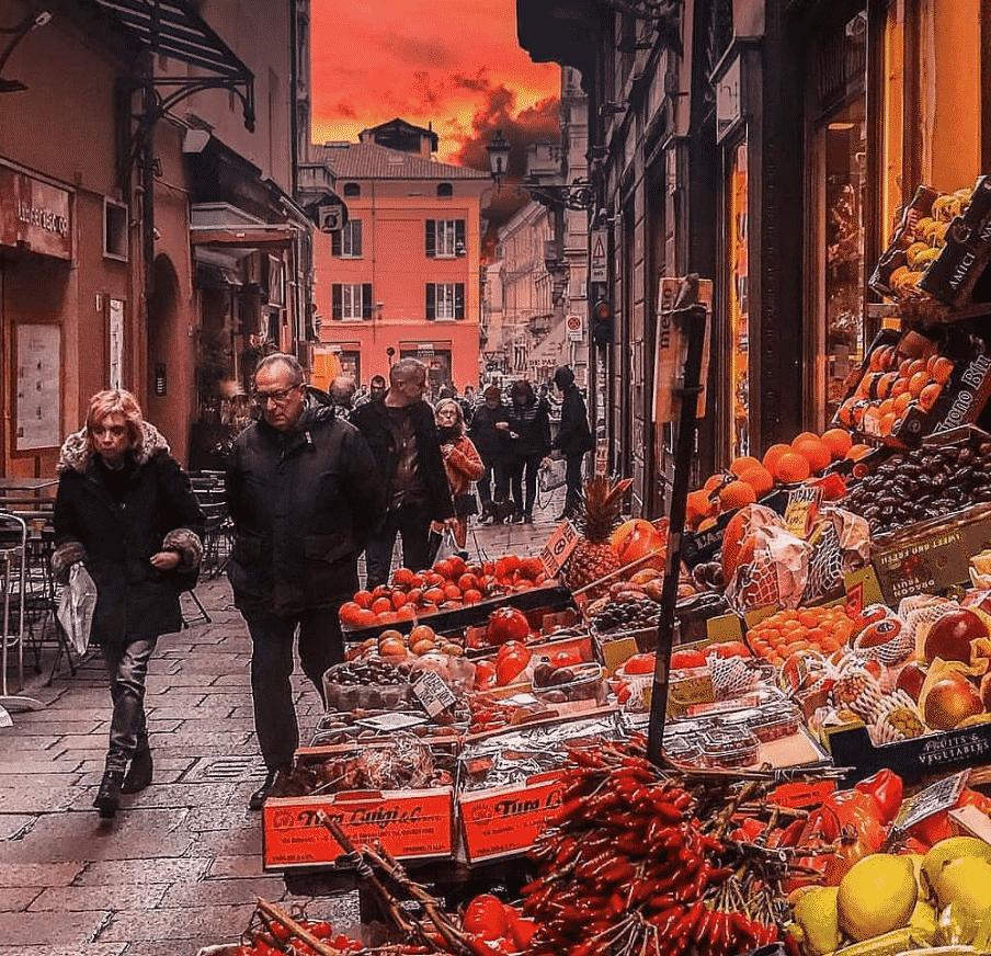 Bologna Instagram
