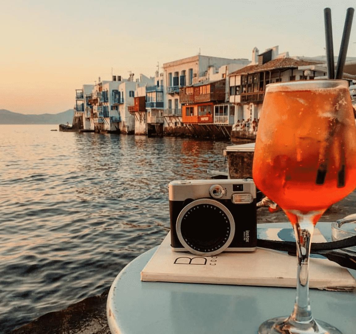 7 Best Instagrammable Spots In Mykonos
