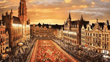 INstagram spots Europe