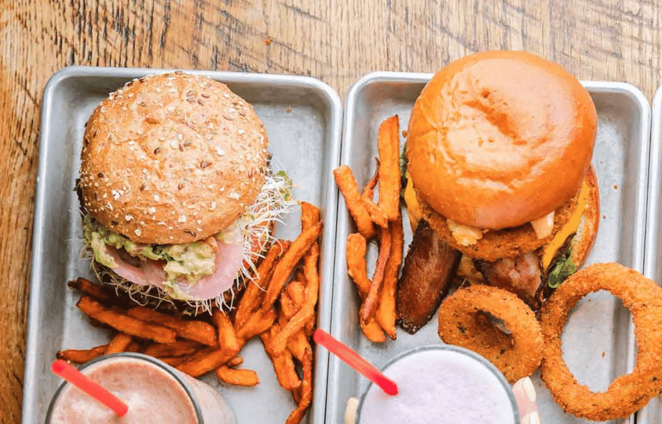 Bareburger in Ohio