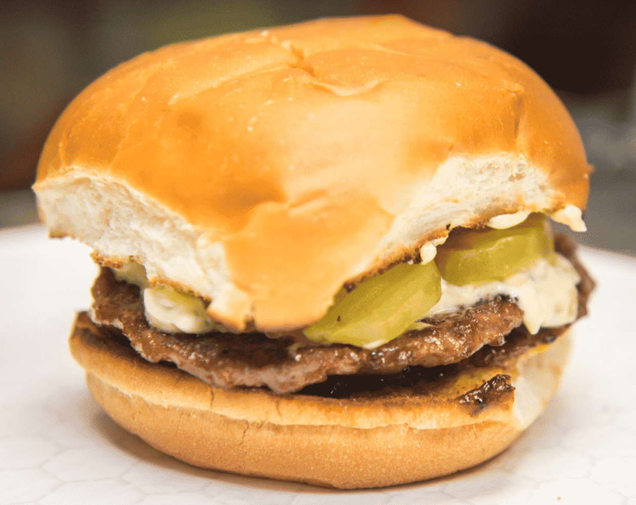 Dilly's Drive-In Hamburger