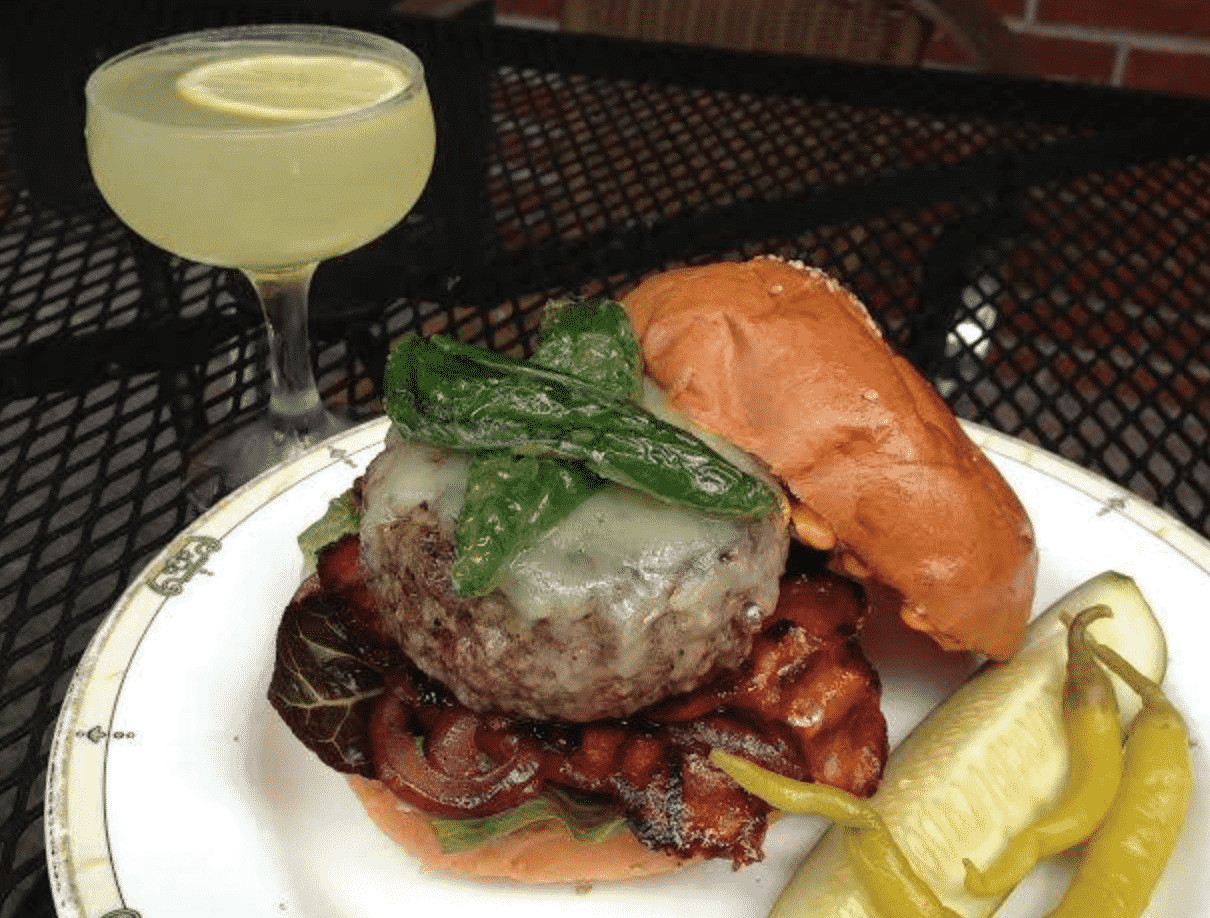 Village Whiskey Hamburgers in Pennsylvania