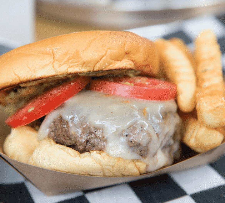 Al's Burger Shack North Carolina Burgers
