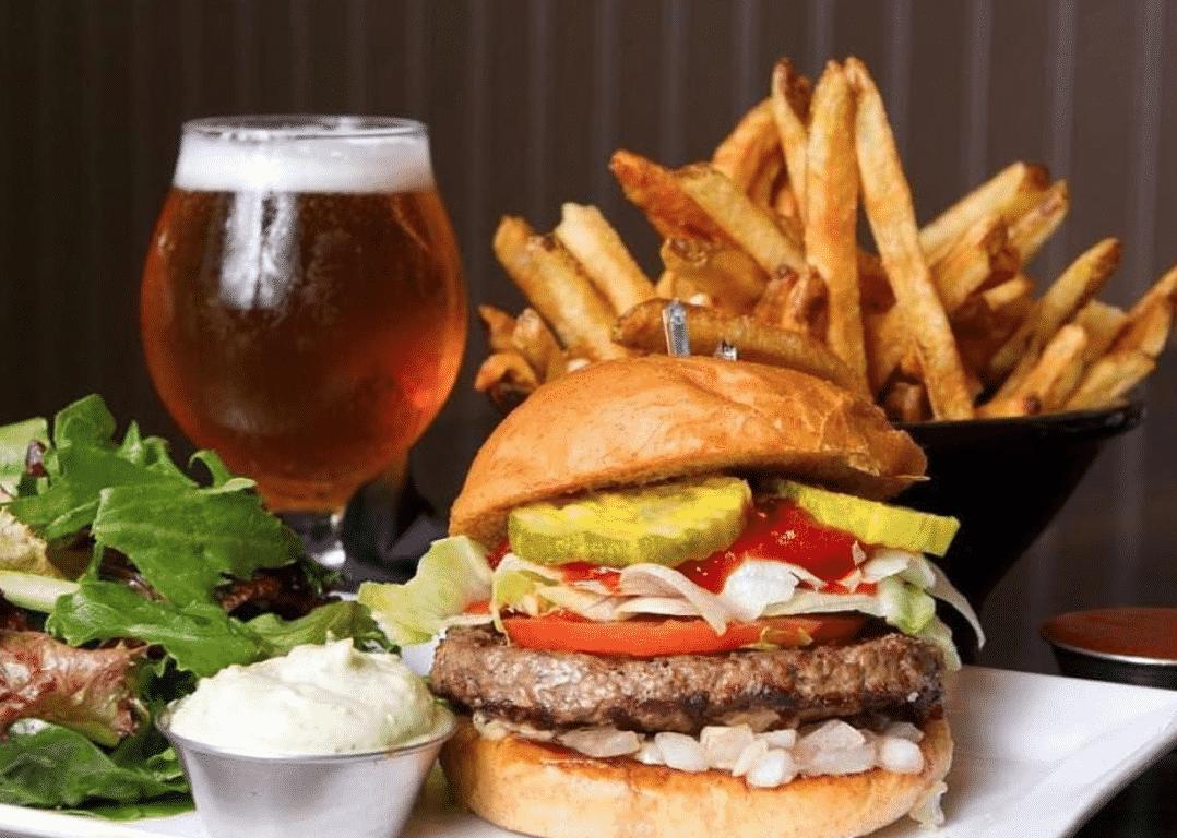 Burger Bach North Carolina Burgers
