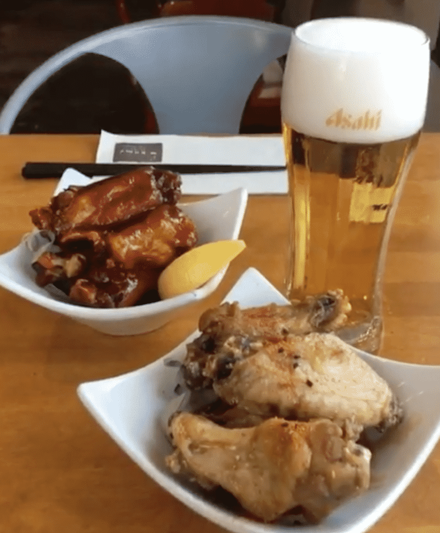 Komé Chicken Wings In USA