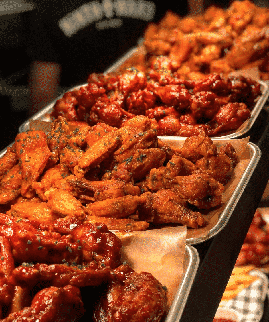 Best places for wings in london
