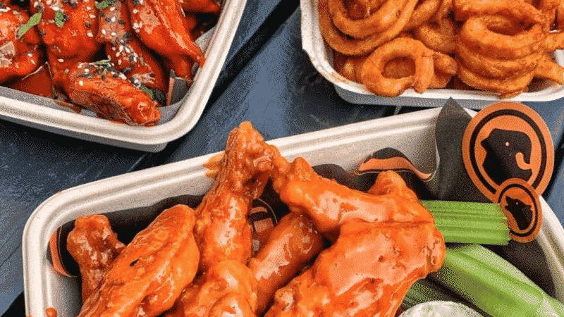 The 7 Best London Chicken Wings