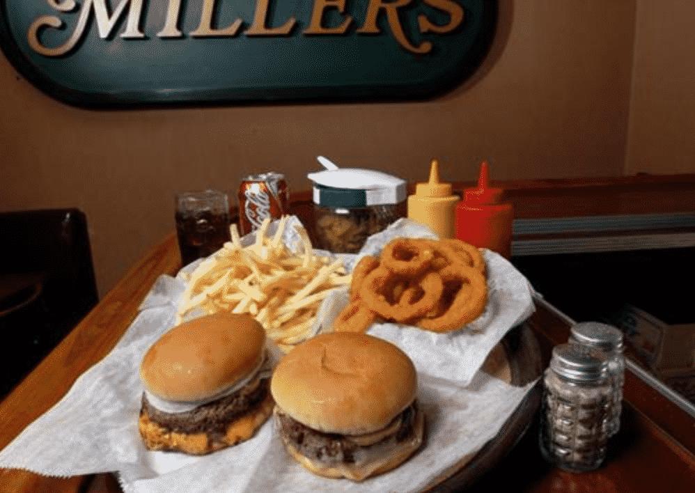 Millers Bar in Michigan