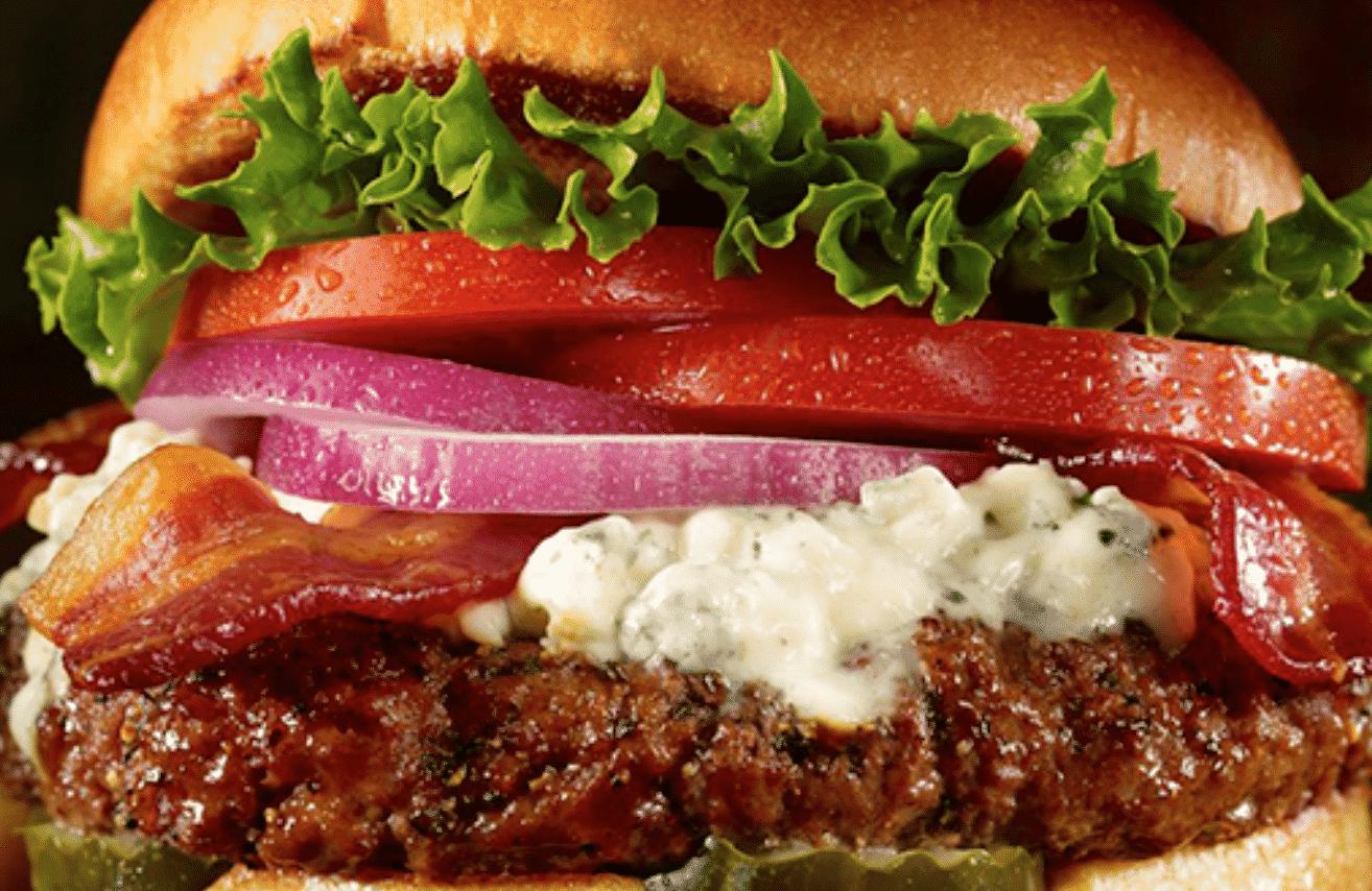 Bubba's Hamburger
