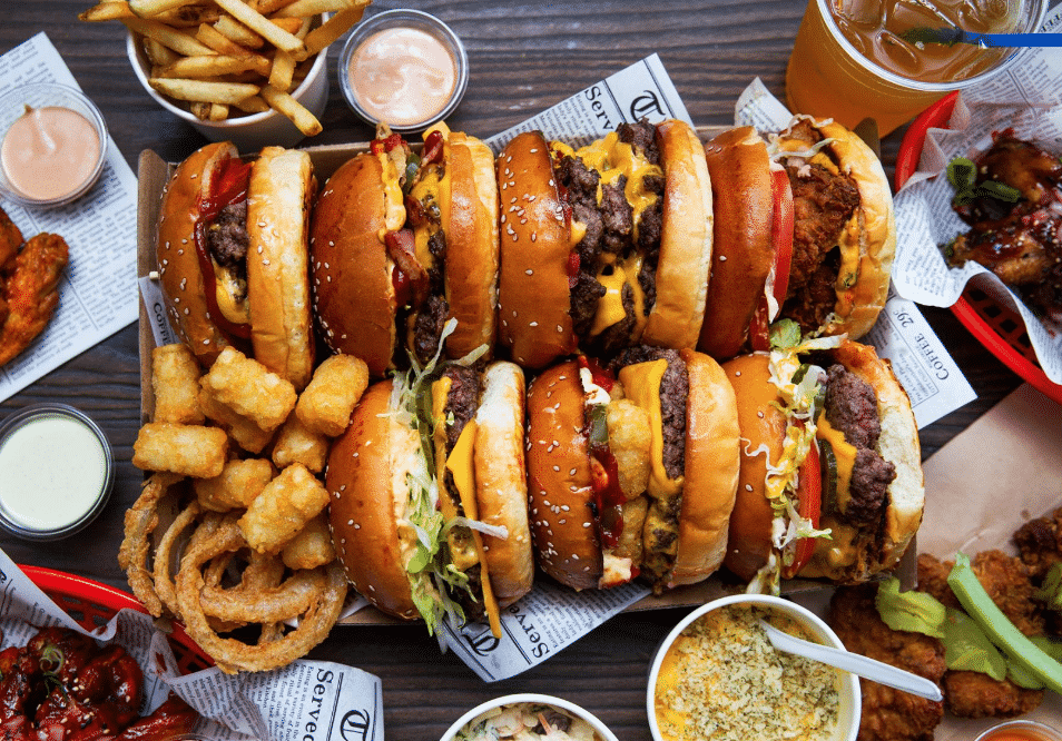 The 50 Best World's Best Burgers