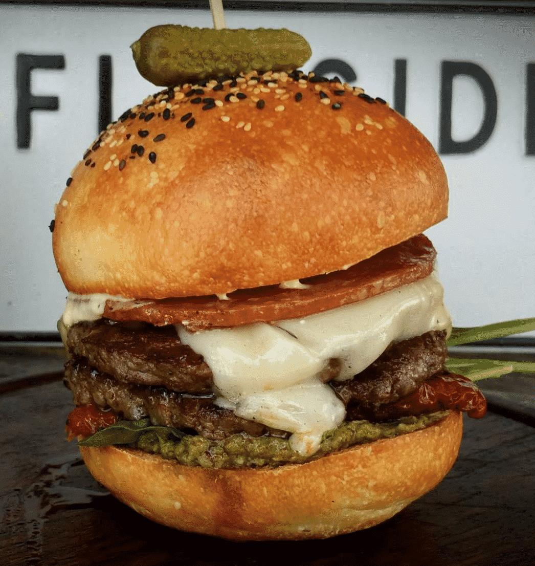 Flip Side Burger
