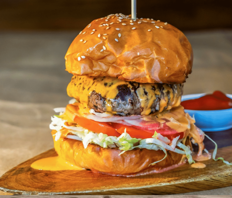 Craft Thai Burger