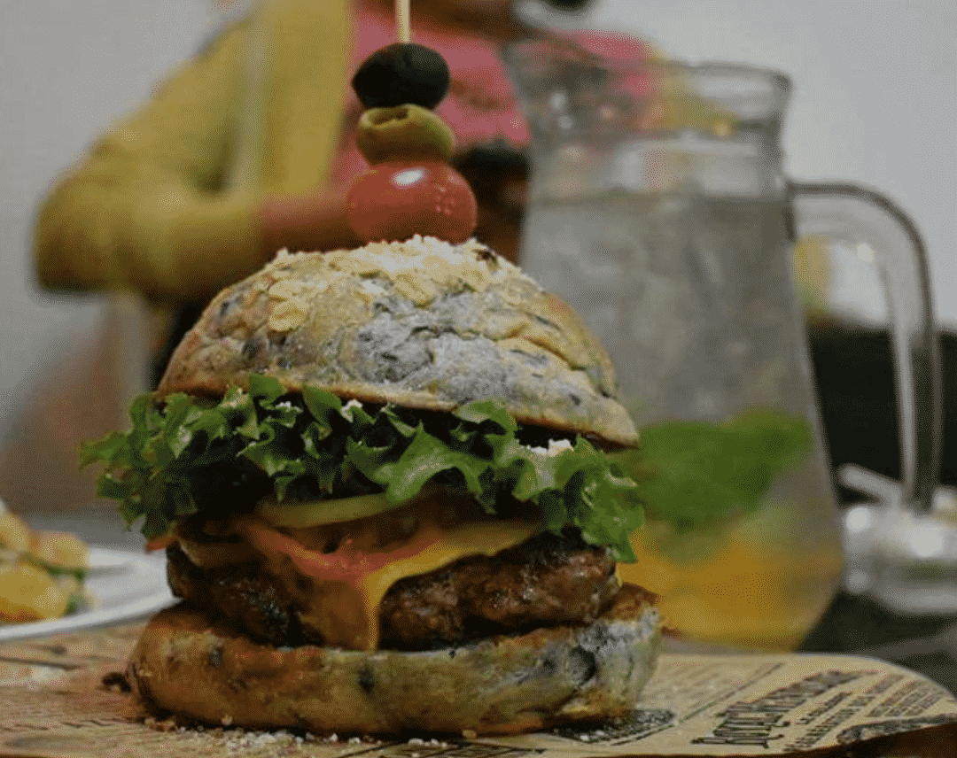 Heaven Burger in Thailand