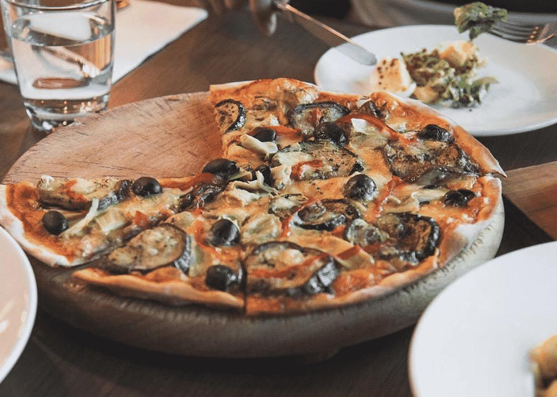 Kuala Lumpar Pizza