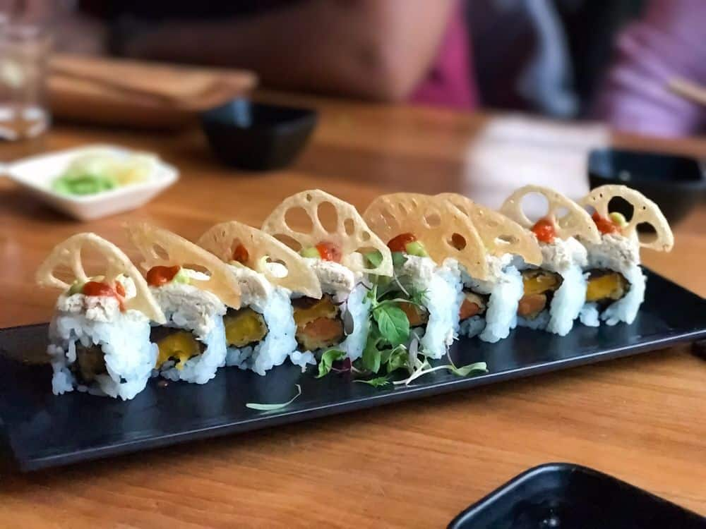 Shizen Vegan Sushi Bar and Izakaya