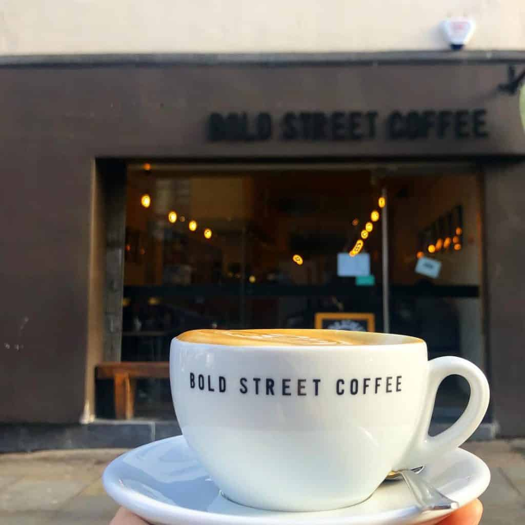 best coffee shops in england