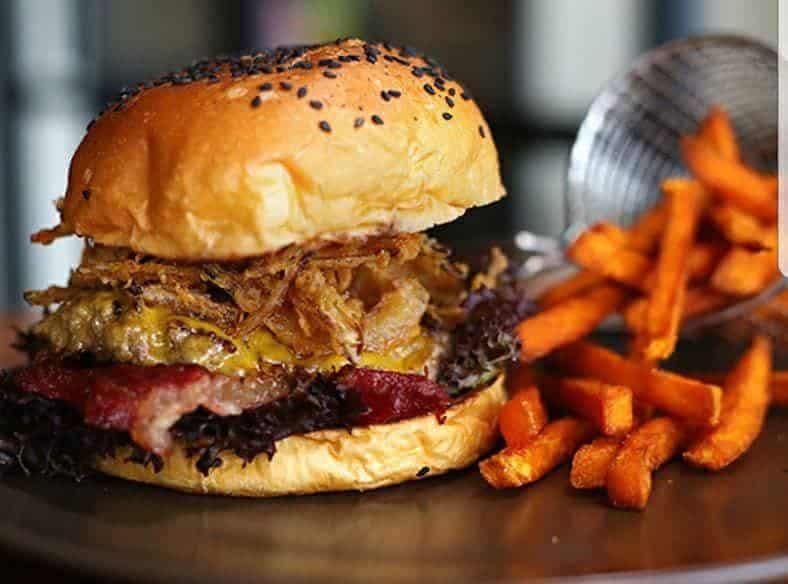 Buns Burger Bar in KL
