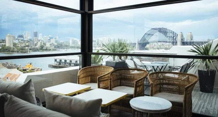 Hotel Palisade in Sydney