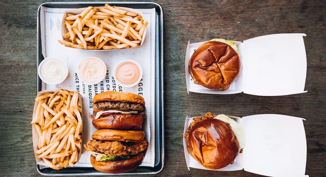 Best burgers Copenhagen