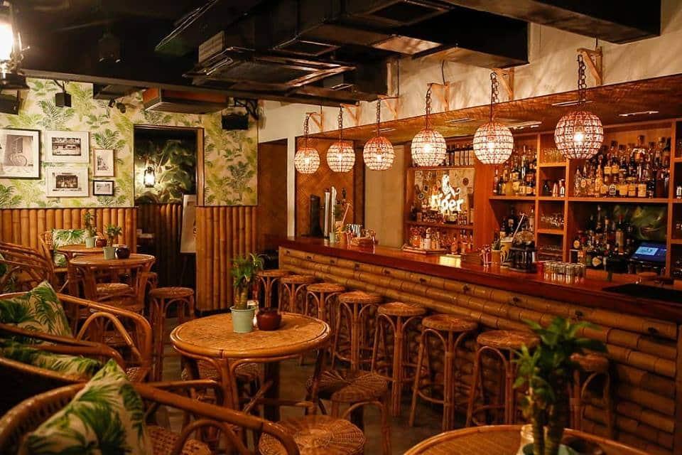 Jungle Bird Bar in Kuala Lumpur