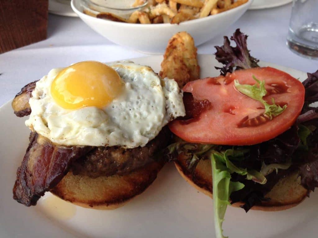 Kevin Rathbun Steak Burgers