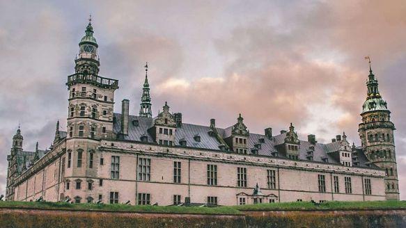 Hamlet's Castle In Copenhagen
