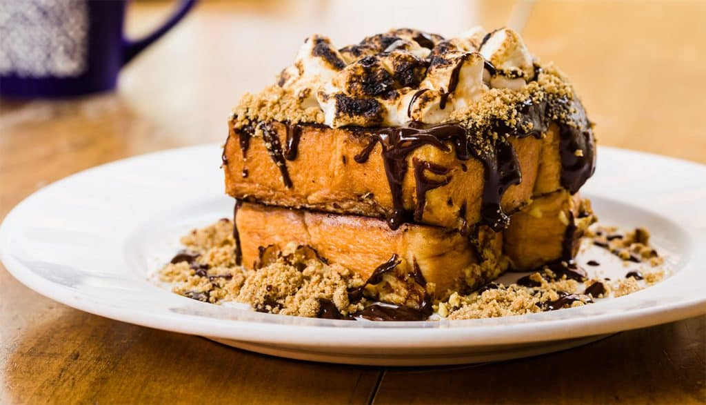 S'mores French Toast in St Louis