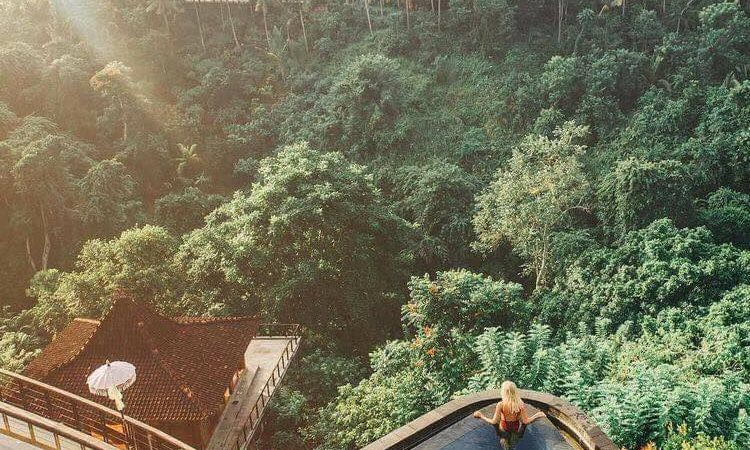 Hotel of Kamandalu Ubud, Indonesia
