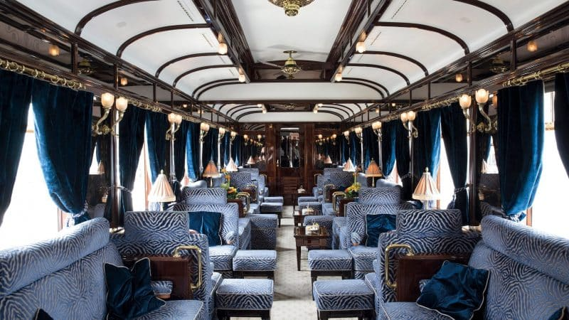 The 20 Most Instagrammable Train Journeys