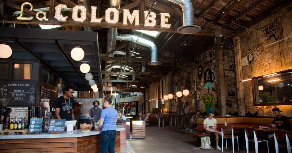 La Colombe Cafe