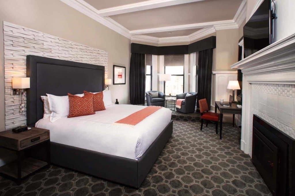Best hotels Boston