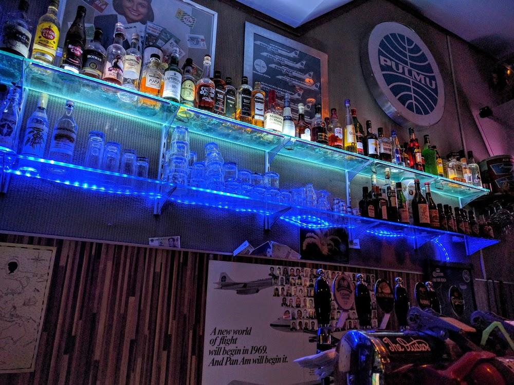 Pulmu Baari Bar In Helsinki