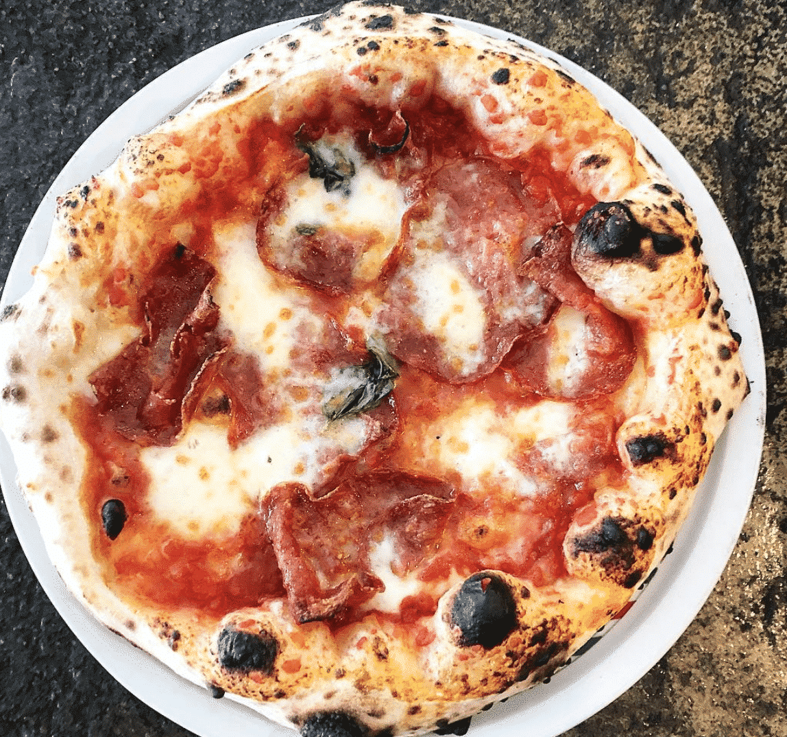 Cape Town restaurant Burrata voted as one of the best places to eat Pizza in the world