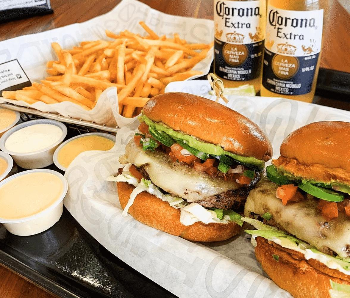 Burger 21 Carrollwood Burgers