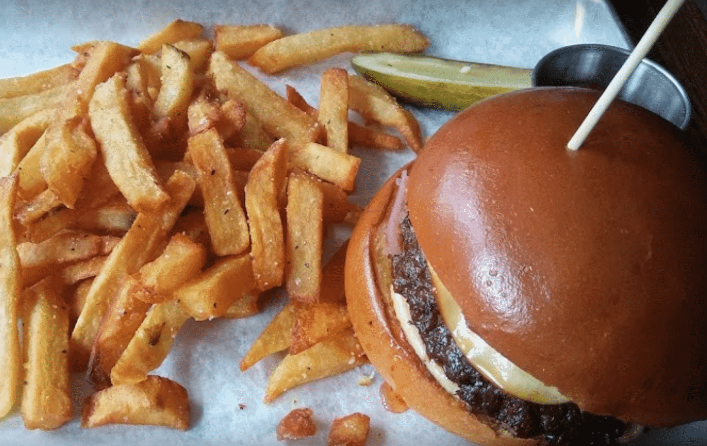 Buddy Whos Burger in NJ
