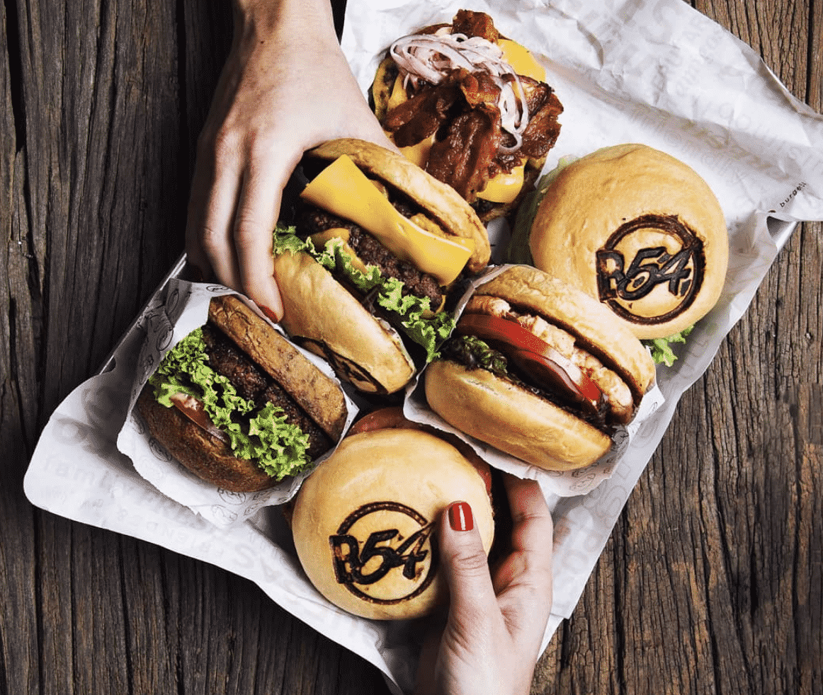 cheeseburgers In Buenos Aires