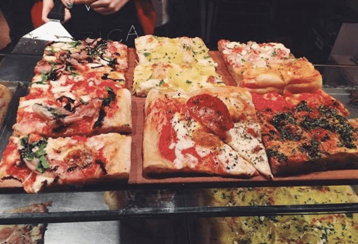 Pizzica In Budapest