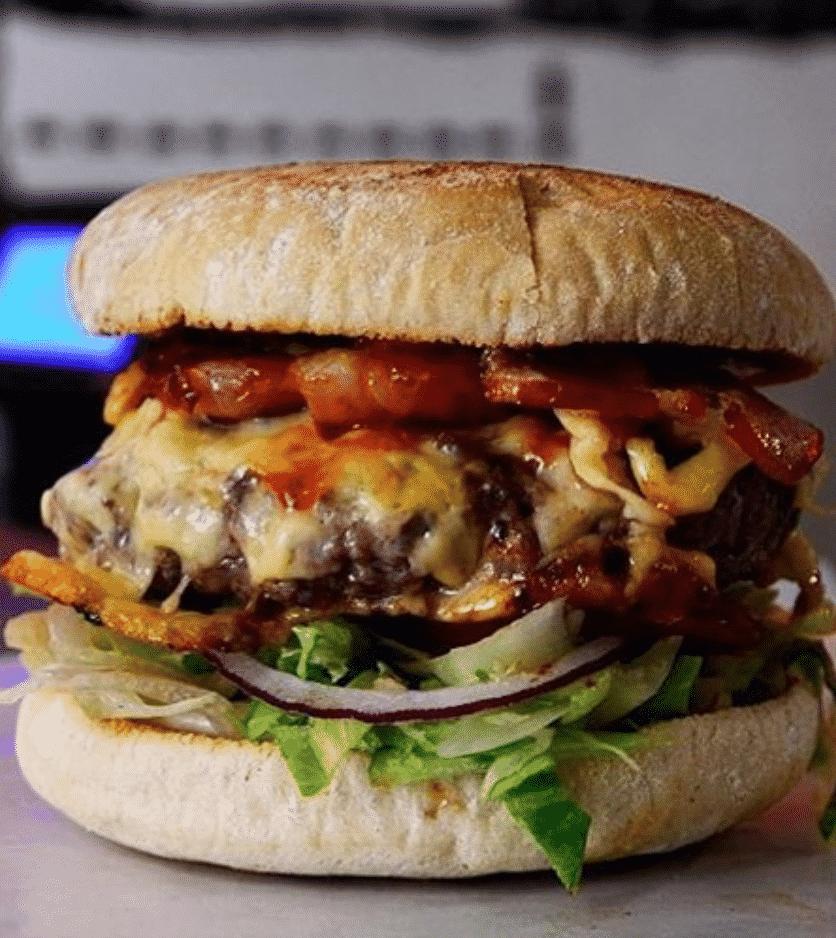 Serial Grillers Hamburgers