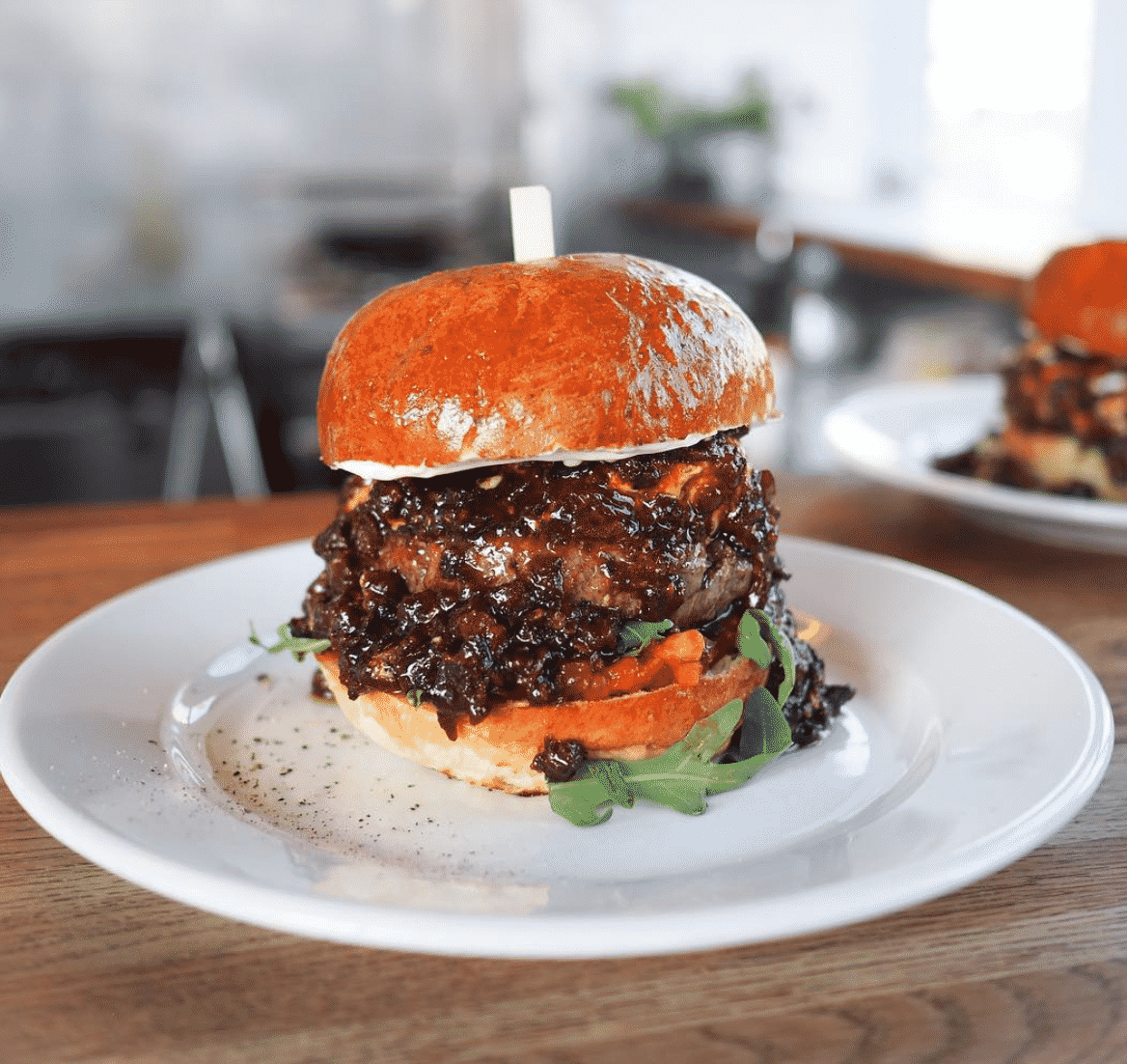 Warsaw burgers