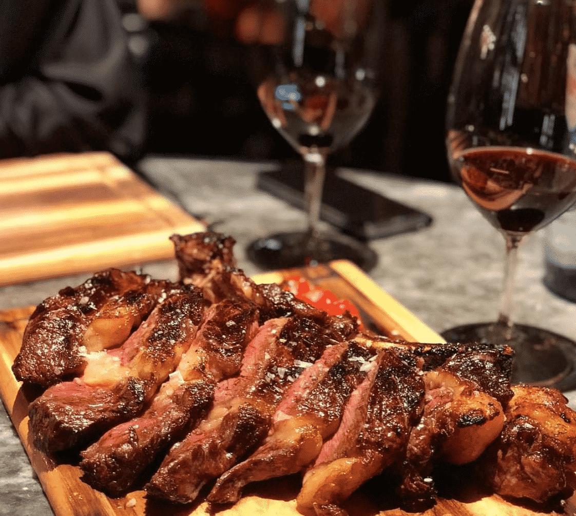 Sala de Corte Steaks