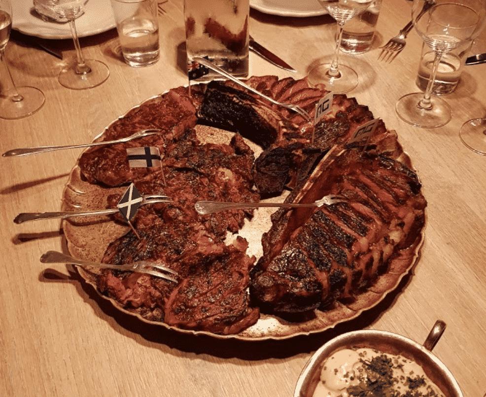 AG beefsteak