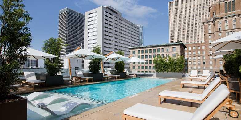 Hotel Alessandra in Houston