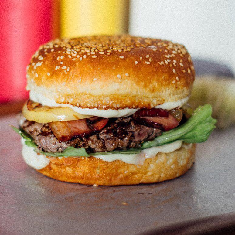 Best burgers Helsinki
