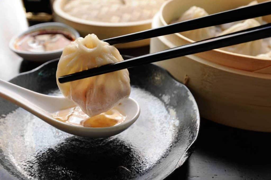 Crabmeat Xiao Long Bao Philadelphia Foodie