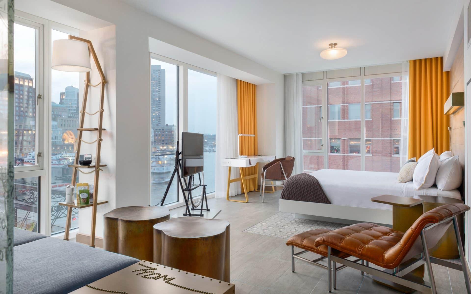 The 7 Best Hotels In Boston