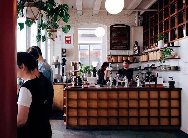 Gracenote Coffee in Boston