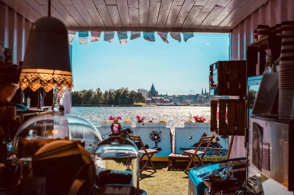 Ihana Kahvila in Helsinki