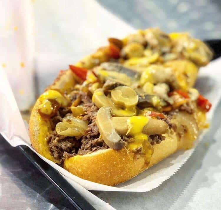 Jim's South Street Cheesesteaks In Philadelphia