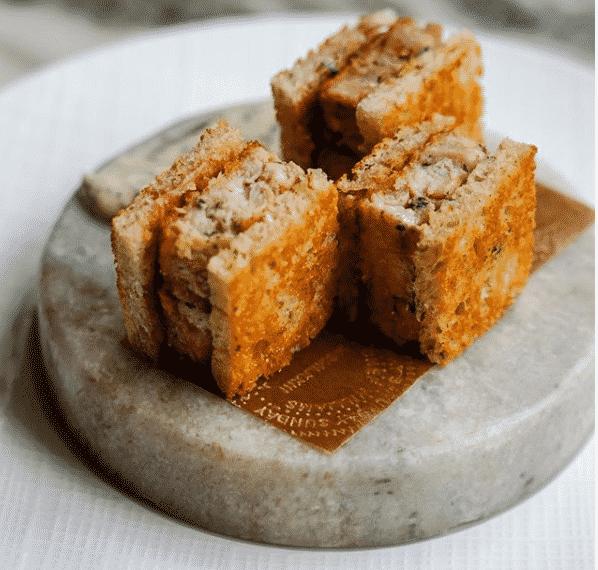 Sweetbread Katsu